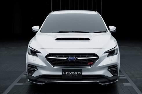 Представлена первая Subaru c адаптивной подвеской
