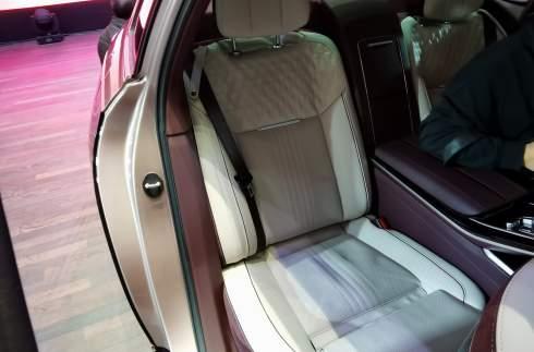 Производитель машин для Компартии Китая выпустил конкурента Mercedes-Benz S-Class