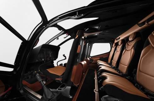 Aston Martin представил фирменный вертолет
