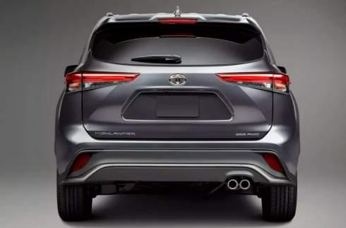 У Toyota Highlander появилась заводская спортверсия