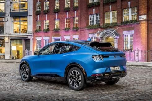 Электрокроссовер Ford для Европы проедет 600 километров без подзарядки