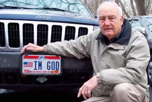 Американец отсудил 150 тысяч долларов за отказ выдать ему номер «Я Бог»