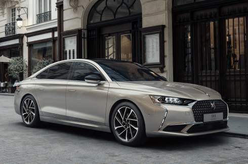 Суббренд Citroen представил новейший премиальный седан