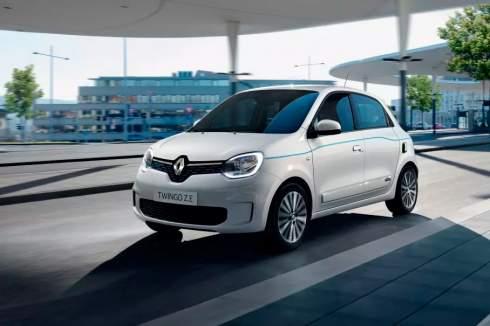 Renault представила городской электрокар с запасом хода 250 километров
