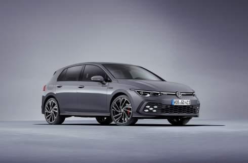 Volkswagen показал три спортверсии нового Golf