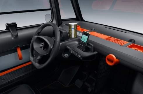 Citroen выведет на рынок очень дешевый электрокар
