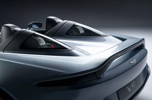Коллекционный Aston Martin без лобового стекла оценили почти в миллион долларов