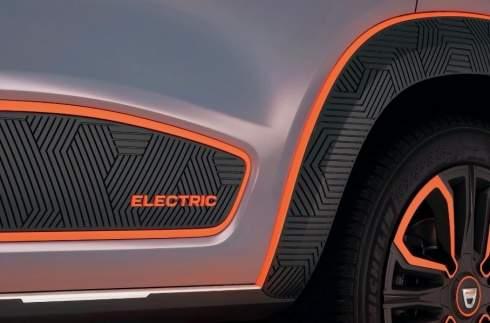 Dacia показала первый электрический кроссовер