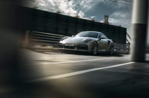 Новый Porsche 911 Turbo S стал 650-сильным