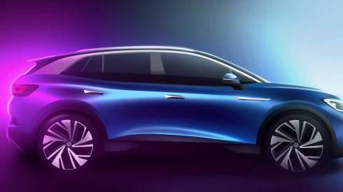 Volkswagen раскрыл подробности об электрокроссовере ID.4