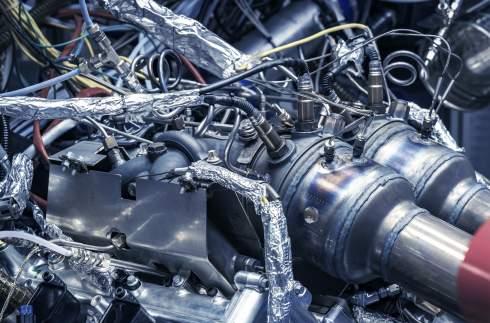 Aston Martin показал первый за последние 50 лет самостоятельно разработанный двигатель