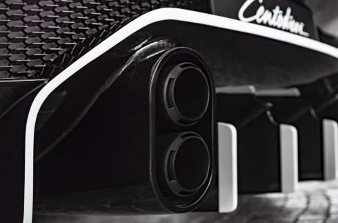 Bugatti начала печатать детали гиперкаров из титана