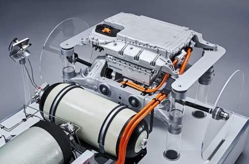 BMW и Toyota разработали новую силовую установку на водороде