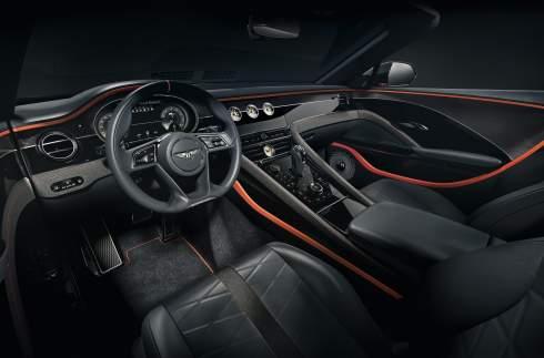 Самый дорогой Bentley: краска из золы, 5000-летнее дерево и другие доработки Bacalar