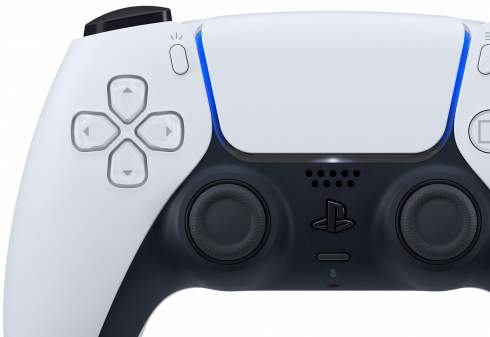 Sony представила DualSense — геймпад для PlayStation 5