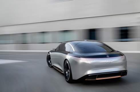 Mercedes-Benz EQS первым из электрокаров получит AMG-версию