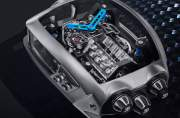 Компания Jacob & Co. представила модель Bugatti Chiron Tourbillon