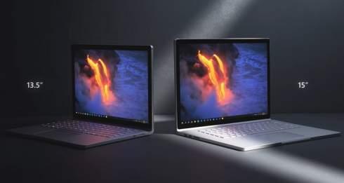 Microsoft представила Surface Book 3 — профессиональный ноутбук с Ice Lake-U и Quadro RTX