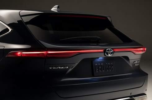 Новая Toyota Venza стала близнецом кроссовера Harrier