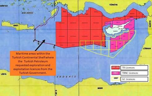 Газовый блиц-криг. Как Турция у Греции шельф отжимает и что ей за это будет