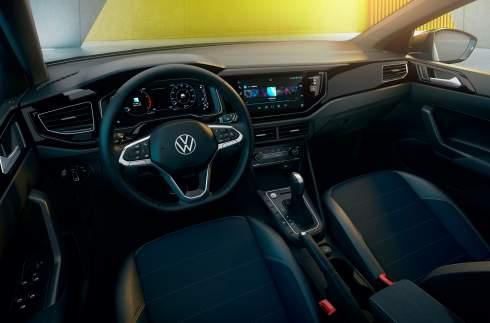 Volkswagen представил купеобразный кроссовер Nivus