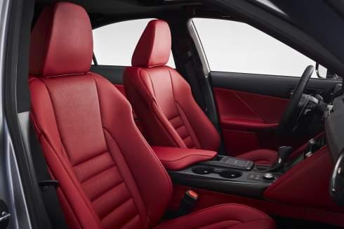 Представлен Lexus IS нового поколения