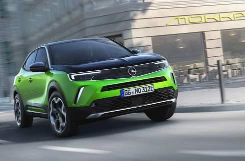 Новый Opel Mokka отличился эффектной внешностью и тремя типами двигателей