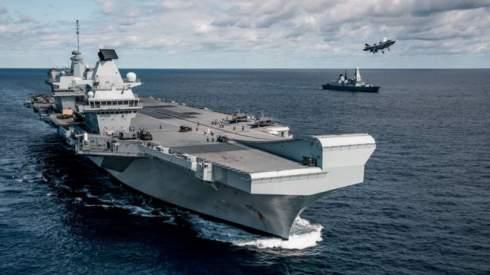 Британский флот получил два новых авианосца. Но денег на приведение их в готовность нет