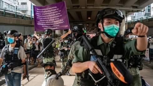 Гонконг: десятки задержанных из-за закона о госбезопасности