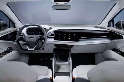 Раскрыт электрический купе-кроссовер Audi Q4 Sportback