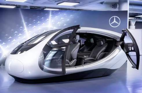 Mercedes-Benz рассказал о мультимедийке нового S-Class