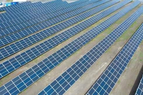 «Нафтогаз» запустил первую солнечную электростанцию