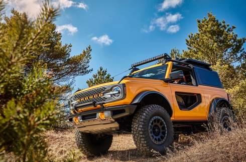 В США состоялась премьера возрождённого Ford Bronco