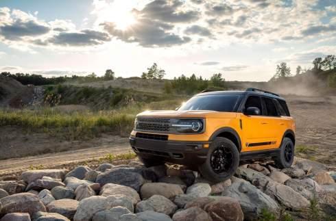 Представлен Ford Bronco Sport — самая доступная модель в семействе внедорожников