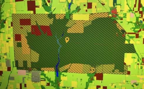 В Украине обнаружили 10 тысяч гектаров земли, которую обрабатывают незаконно