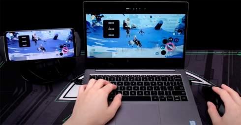 Игрофон Xiaomi Black Shark 3S можно будет превратить в игровую приставку для ПК