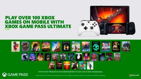 Запуск потокового сервиса Xbox Project xCloud состоится 15 сентября