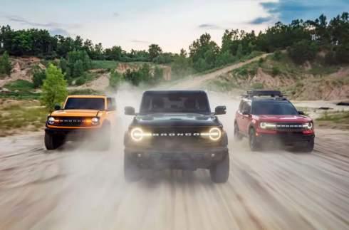 Европейцам не достанется новый Ford Bronco 1