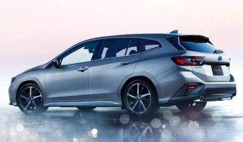 Subaru Levorg сменил поколение и первым получил новый турбомотор 1.8