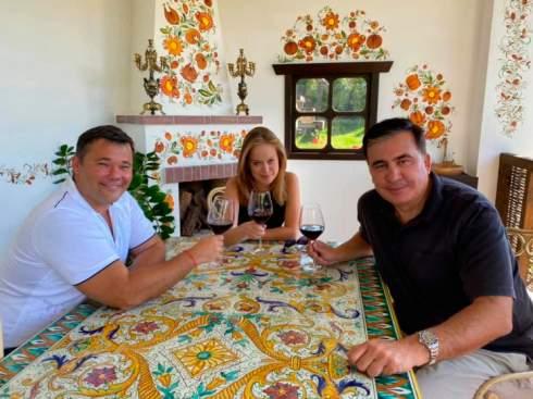 Саакашвили с Богданом и Ясько против Ермака: Как эта троица может испортить «слугам» местные выборы