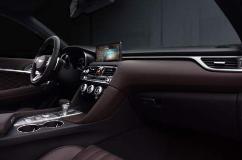 Представлен рестайлинговый Genesis G70 с новым дизайном