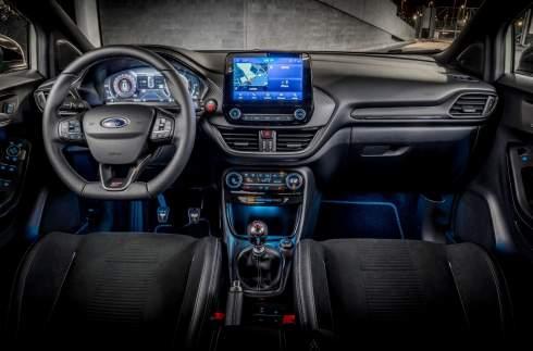 6,7 секунды до «сотни» и лонч-контроль: представлен Ford Puma ST