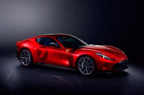 Купе Ferrari Omologata выйдет в одном экземпляре