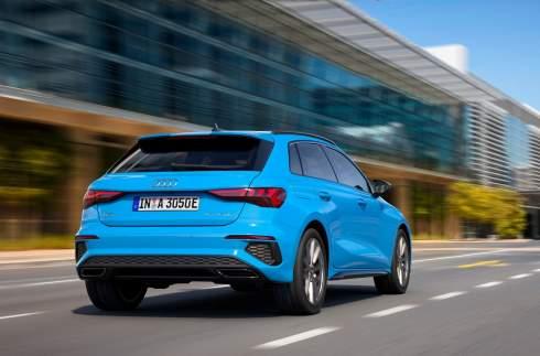 Audi раскрыла характеристики подзаряжаемого гибрида А3 Sportback 40 TFSI e, который пришёл на смену A3 Sportback e-tron