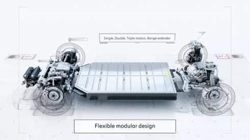 Volvo готовит маленький кроссовер XC20. Его построят на платформе Geely