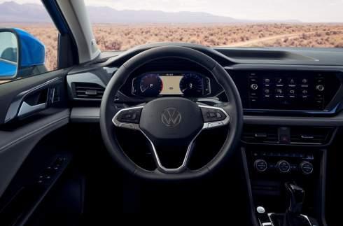 Представлен новый кроссовер Volkswagen Taos