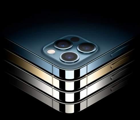 Представлены iPhone 12 Pro и 12 Pro Max - самые большие iPhone в истории с лидаром и кинематографической съёмкой
