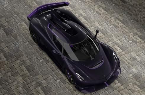 У Koenigsegg Jesko появится «мифическая» версия
