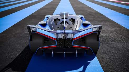 Загадка таинственного гиперкара Bugatti разгадана