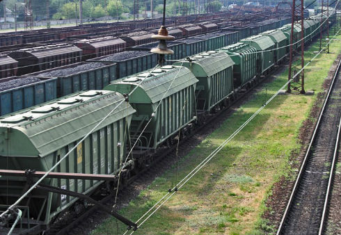 «Укрзализныця» увеличила пропускную способность в направлении трех портов